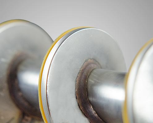 Gödselseparator Keydollar plastfilm